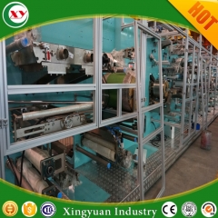 Fully Automatic Baby Diaper Machine