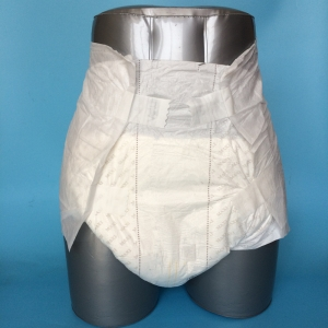 clothlike adult diaper