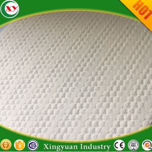 Hydrophilic spunbonded nonwoven fabric